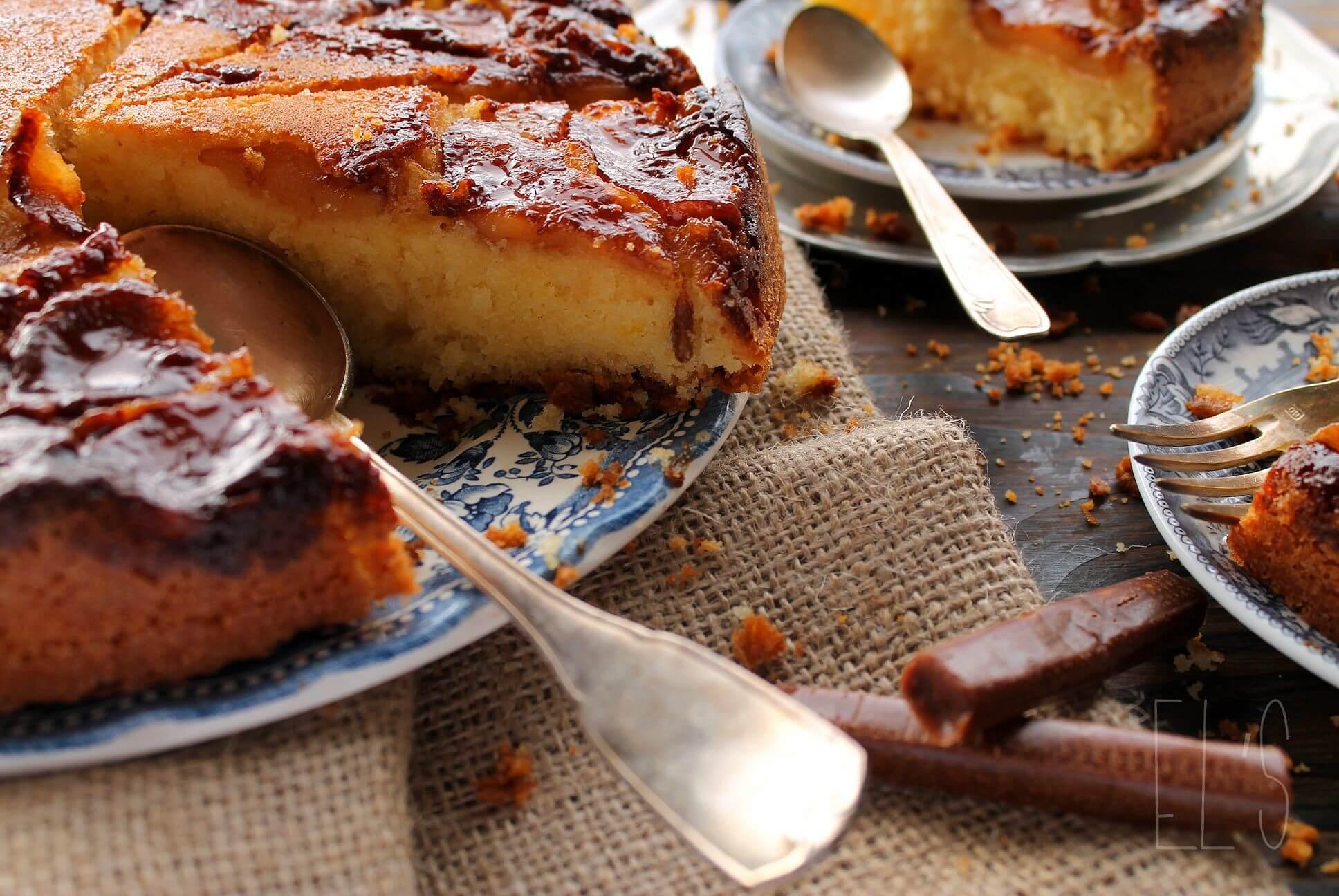 gâteau aux pommes au yaourt