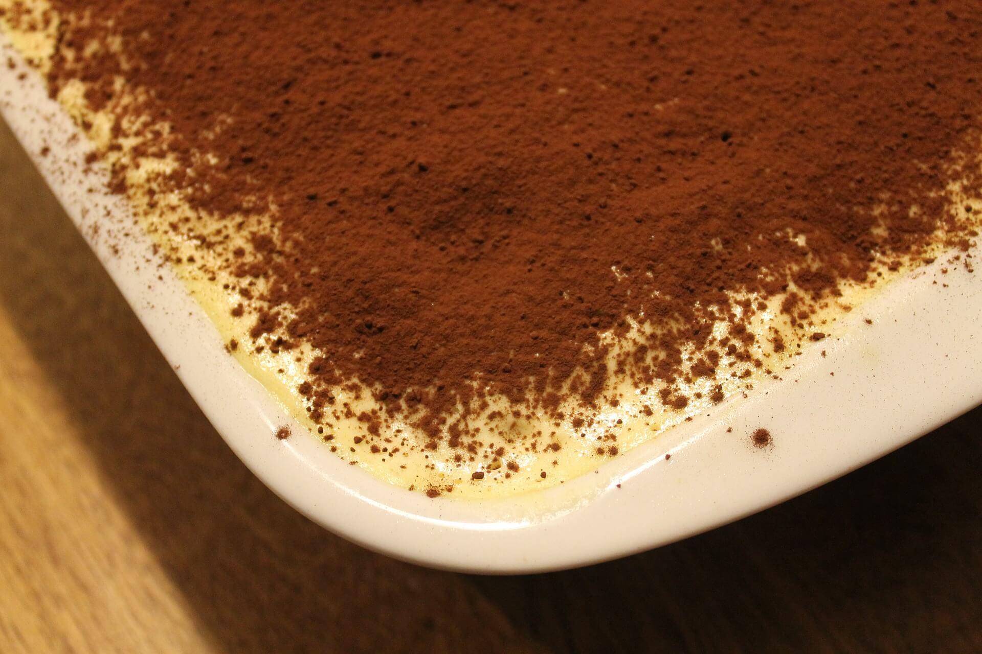recette du Tiramisu au café facile