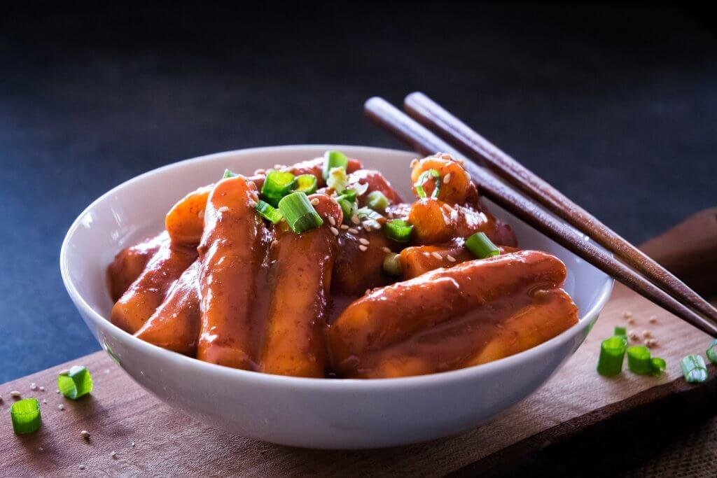 tteokbokki streefood coreen