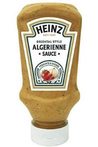 sauce algerienne heinz