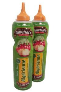 sauce algerienne nawahls