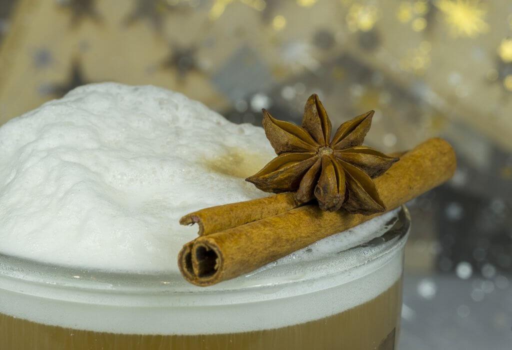 Latte Macchiato décoration