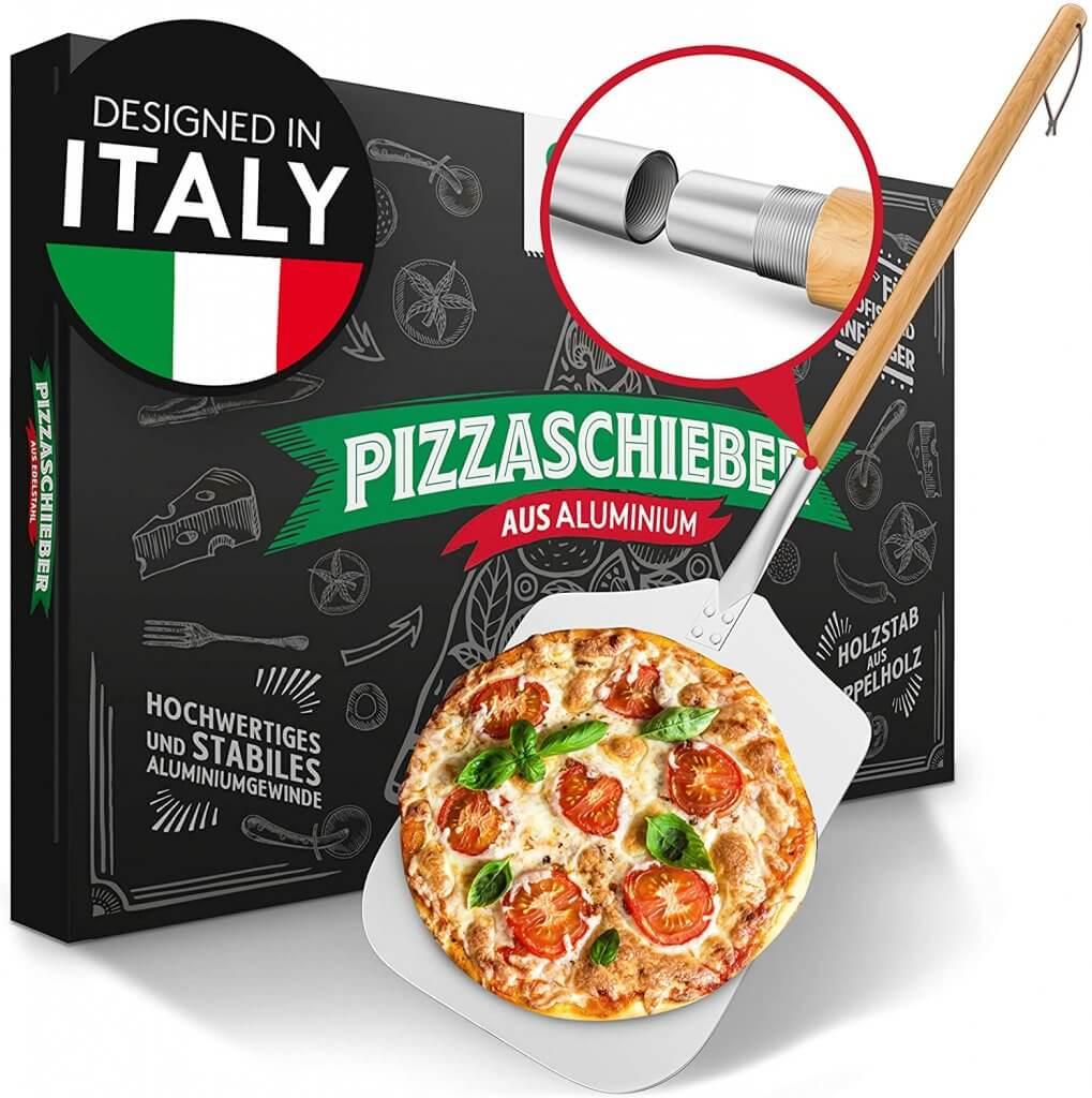 Pelle à pizza d'italie