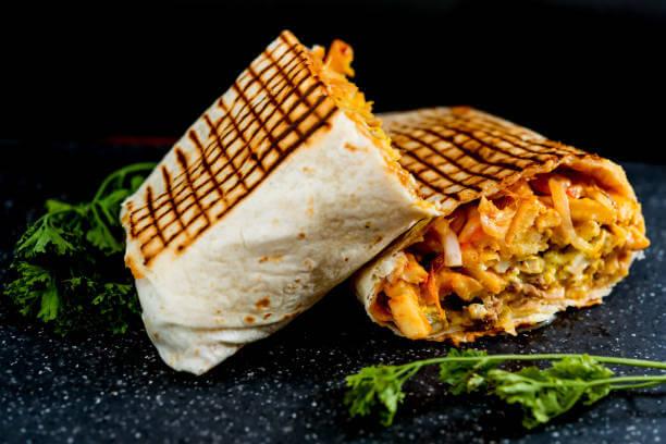 Viande French Tacos